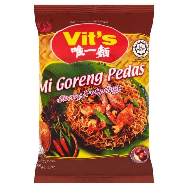 mi Goreng Pedas Review Vit 39 s mi Goreng Pedas Instant