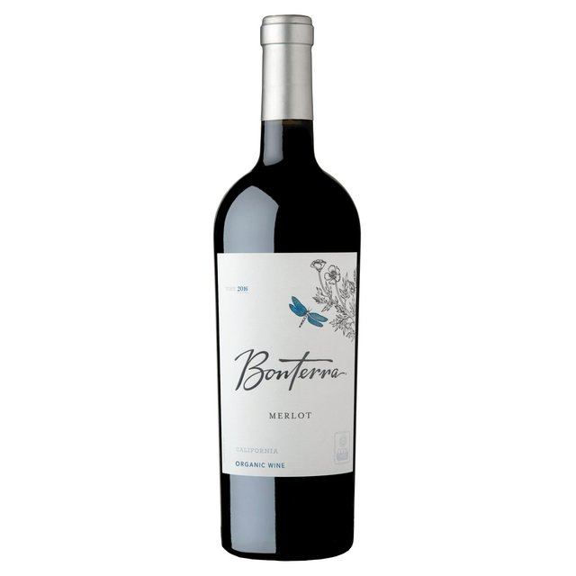 Bonterra Vineyards Organic Merlot
