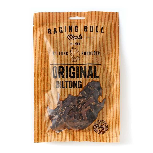 Raging Bull Meats Original Biltong - Minimum spend £40