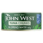 John West Tuna Chunks in Springwater