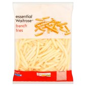 Essential Waitrose Frozen French Fries