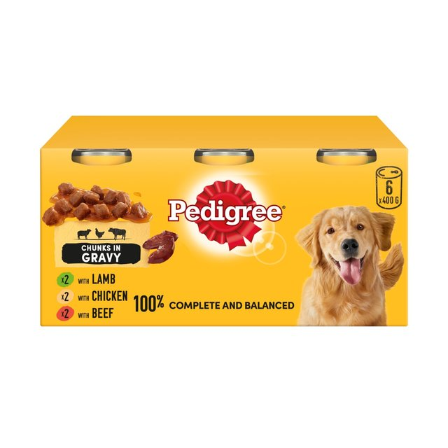Pedigree Weight Control Wet Dog Food