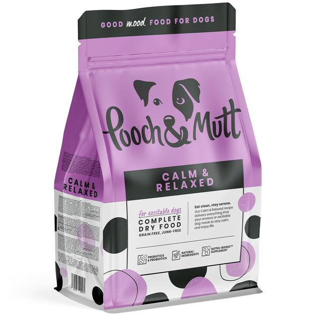 Pooch & Mutt Calm & Relaxed Complete Dry Dog Food