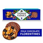 Fudge's Milk Chocolate Florentines
