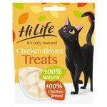 HiLife It's only Natural Chicken Breast Treats