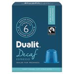 Dualit Decaf Nespresso Compatible Coffee Capsules