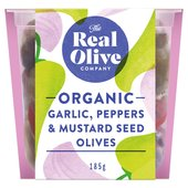 Real Olive Co. Siciliana Pitted Mixed Olives