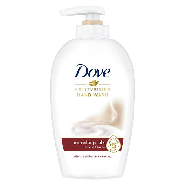 Dove Supreme Silk Beauty Cream Wash
