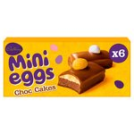 Cadbury Mini Eggs Chocolate Cakes