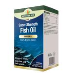 Natures Aid Super Strength Omega-3 Softgels