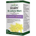 Natures Aid Ucalm St John's Wort 300mg Tablets