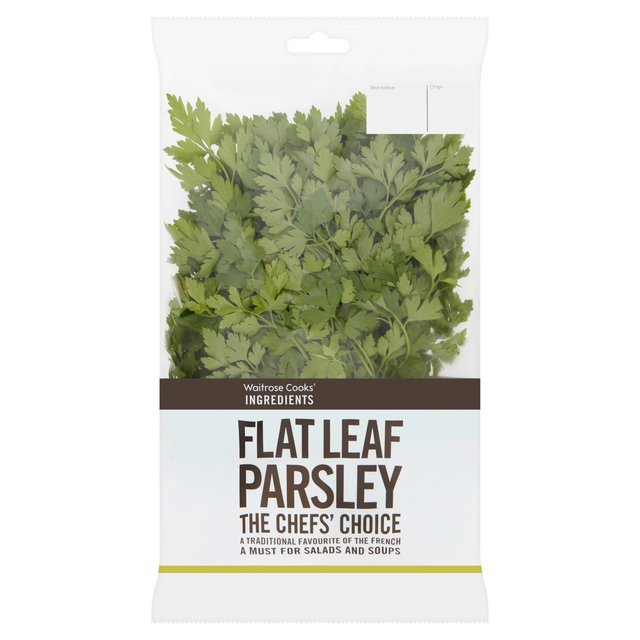 Cooks' Ingredients Large Flat Leaf Parsley 100g from Ocado