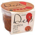 Dee's Quinoa with Hot Mexican Peppers Meal