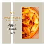 Waitrose 1 Apple Tart
