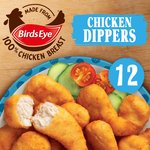 Birds Eye 12 Crispy Chicken Dippers Frozen