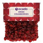 Ocado Sweetened Dried Cranberries