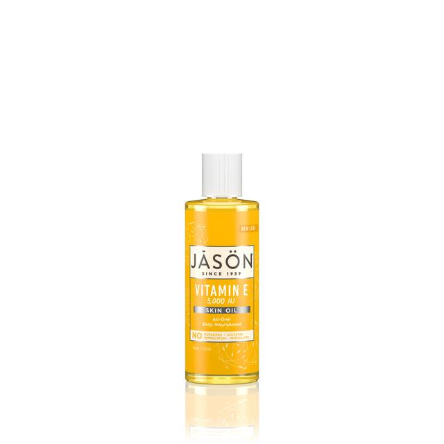 Jason Vegan Organic Vit E Oil 5000IU