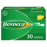 Berocca Energy Vitamin Film Coated Tablets