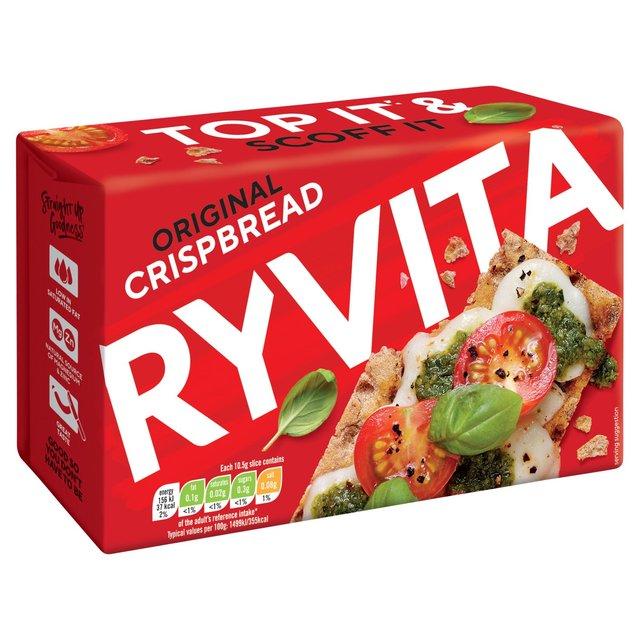 Ryvita rye crispbread