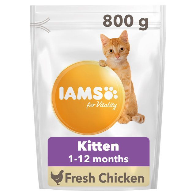 Iams Chicken Cat Food Review