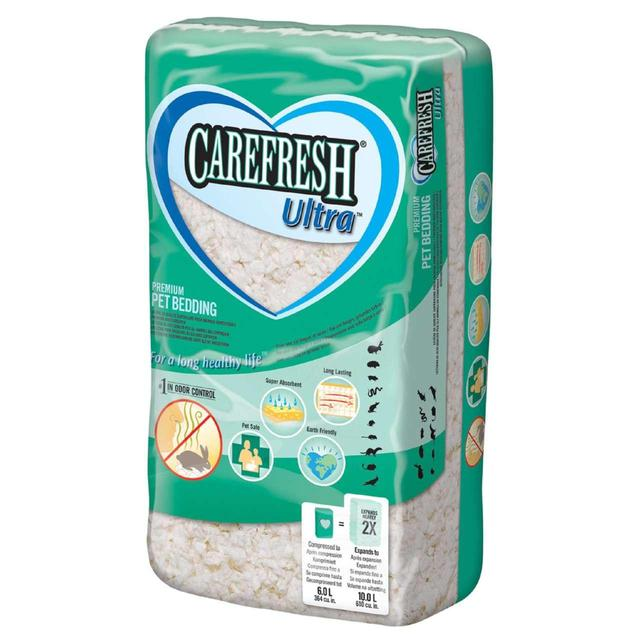 bed test carefresh new youtube watch small natural animal bedding and pet review