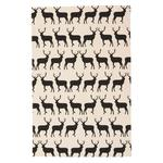 Anorak Kissing Stags Tea Towels