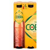 Cobra Premium Beer Extra Smooth