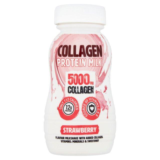 Beauty Collagen Spray Drw: Collagen+ Beauty Protein Milkshake 200ml From Ocado