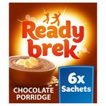 Ready Brek Chocolate Porridge Sachets