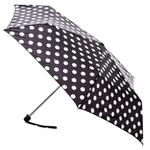 White Spot Miniflat Umbrella