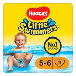 Huggies Little Swimmers Size 5-6 Swim Nappies