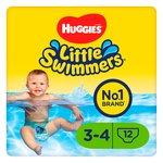 Huggies Little Swimmers Size 3-4 Swim Nappies