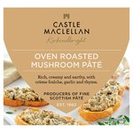 Castle MacLellan Oven Roasted Mushroom Pate with Garlic & Thyme