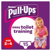Huggies Pull-Ups Large Pink Disney Design