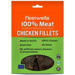 Feelwells 100% Meat Chicken Fillets Dog Treats