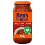 Uncle Ben's Chilli Con Carne Hot Sauce