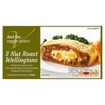 Waitrose Vegetarian Nut Roast Wellington Frozen