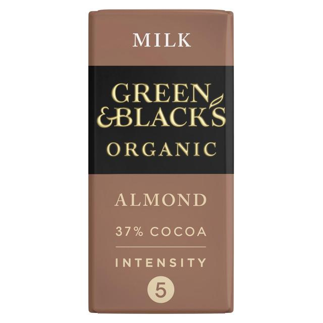 Green & Black's Organic Almond Milk Chocolate