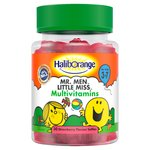 Haliborange Mr. Men Little Miss Multivitamin Softies