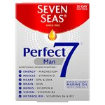 Seven Seas Perfect7 Man Multivitamins 30+30