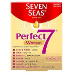 Seven Seas Perfect7 Woman Multivitamins 30+30