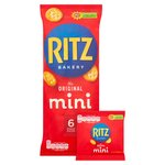 Mini Ritz Crackers Original 25g x