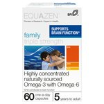 Equazen Family Triple Strength Capsules