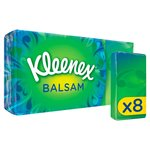 Kleenex Balsam Pocket Pack Tissues