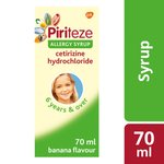 Piriteze Allergy Syrup