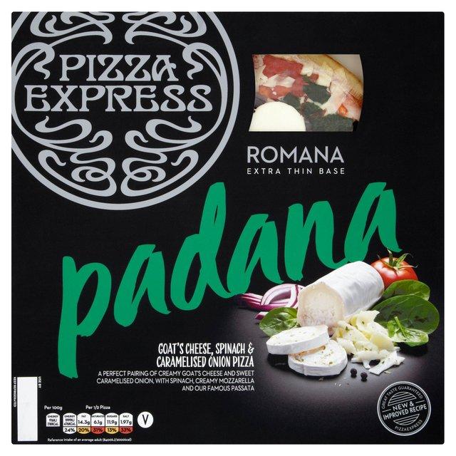 Pizza Express Romana Padana Ocado