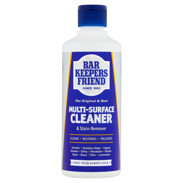 bar keepers friend original stain remover powder 250g from ocado. Black Bedroom Furniture Sets. Home Design Ideas