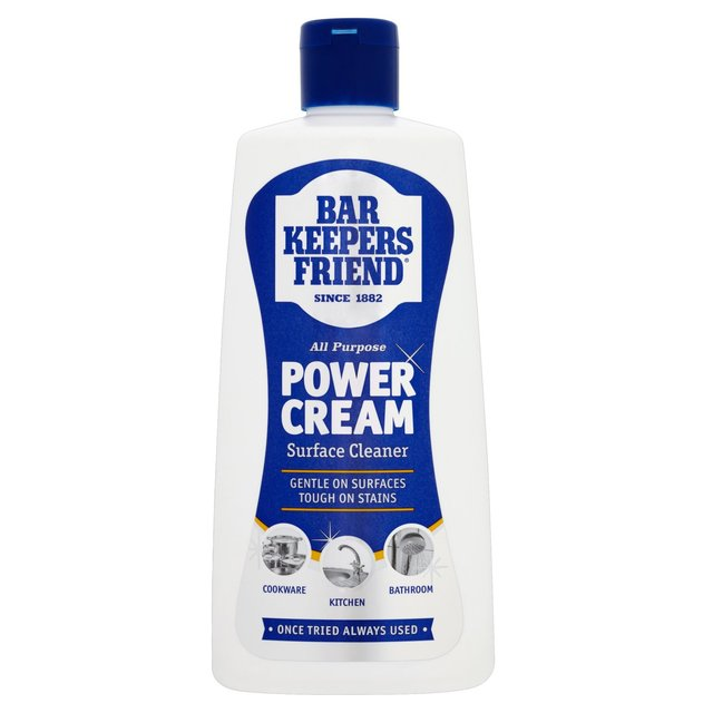 bar keepers friend power cream surface cleaner 350ml from ocado. Black Bedroom Furniture Sets. Home Design Ideas
