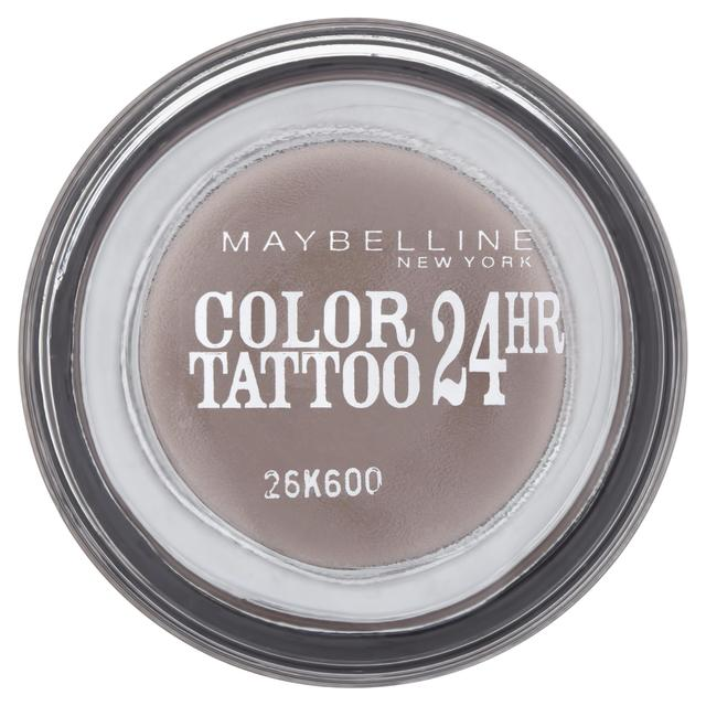 Maybelline Eyeshadow Color Tattoo, Permanent Taupe 40