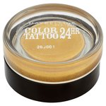 Maybelline Eyeshadow Color Tattoo, 24K Gold 75